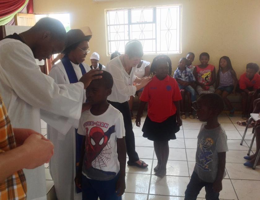 Segnung der Kinder